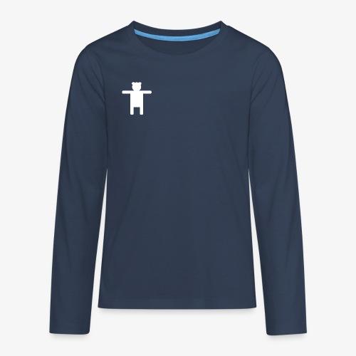 Teenagers' Premium Longsleeve Shirt Ippis - Teinien premium pitkähihainen t-paita
