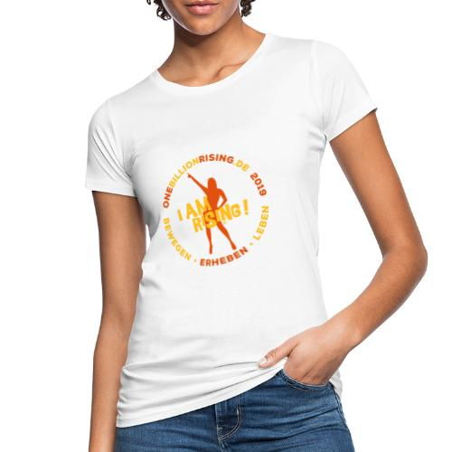 2019 Rising - BIO-Frauen-Shirt - Frauen Bio-T-Shirt
