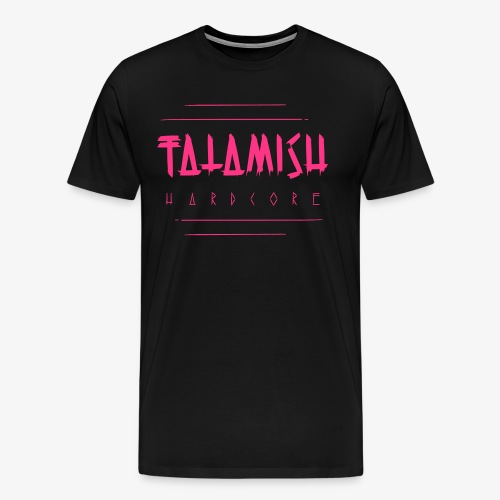 Fatamish LOGO BIG - Männer Premium T-Shirt