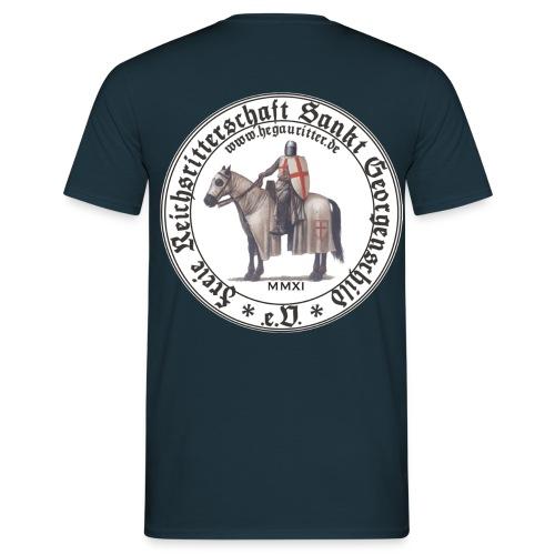 Hegauritter e.V. 2019 Classic - Männer T-Shirt