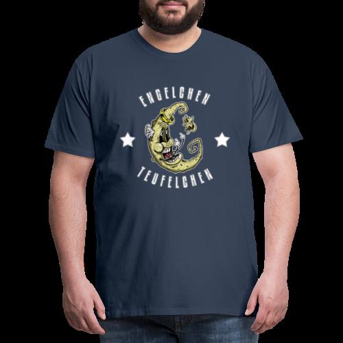 Engelchen und Teufelchen - Männer Premium T-Shirt