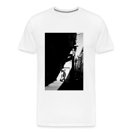 Photo white - Men's Premium T-Shirt