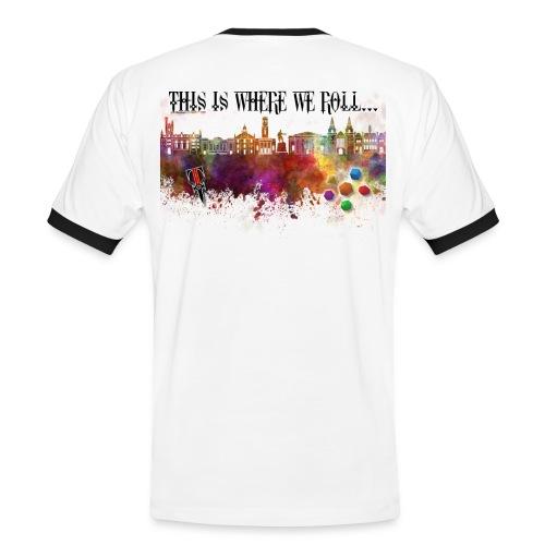 Where We Roll Men's Tee - Men's Ringer Shirt