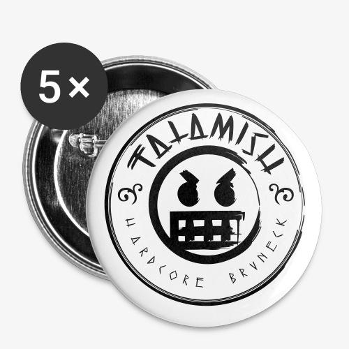 Fatamish BATTN - Buttons klein 25 mm (5er Pack)