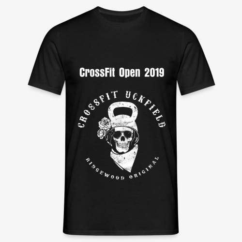 Men's regular fit 2019 Open t - Men's T-Shirt