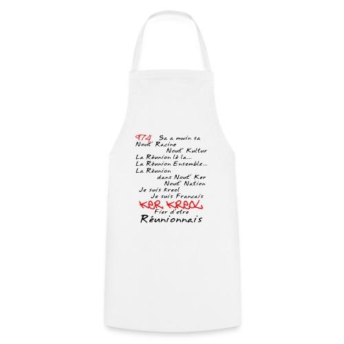 Tablier de cuisine Kosement Kreol - Tablier de cuisine