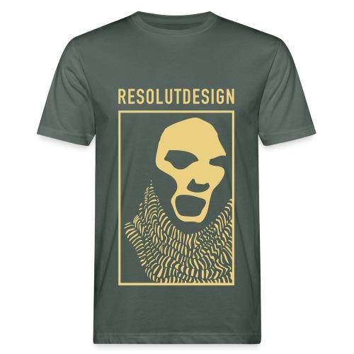 SCHREI (man) - Männer Bio-T-Shirt