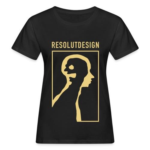 INNENLEBEN  (woman) - Frauen Bio-T-Shirt