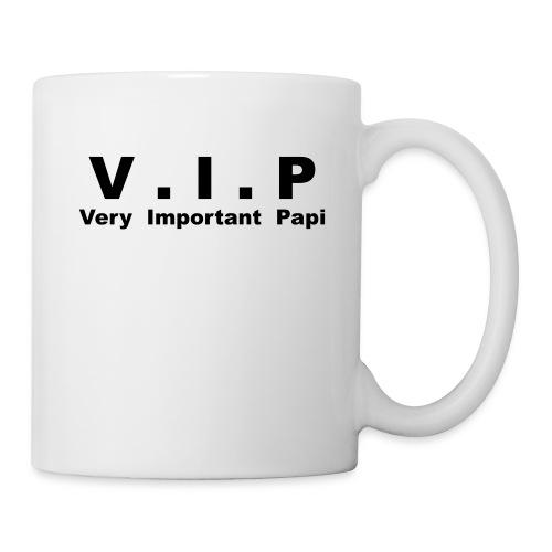 Mug blanc V.I.P - Very Important Papi - Mug blanc