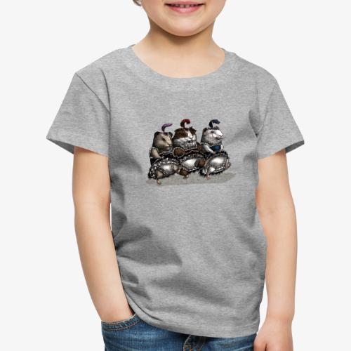Guinea Pig Can-can - Kids' Premium T-Shirt