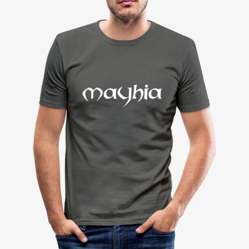 mayhia - SFT - Männer Slim Fit T-Shirt