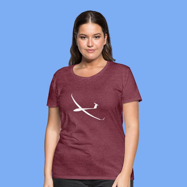 JS3 18m Segelflugzeug Segelflieger Flieschen Bekleidung Shop T-Shirt Geschenkidee