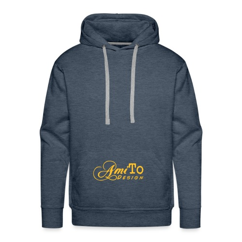 Amito Design in the hood - Men's Premium Hoodie