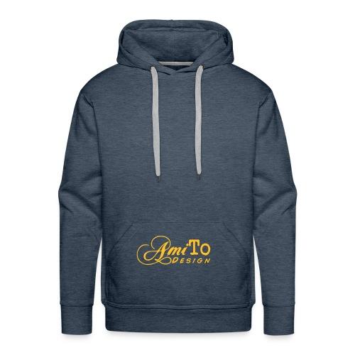 Amito Design in the hood - Men's Premium Hoodie