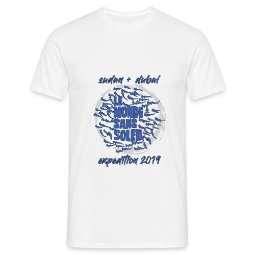 Sudan Transparencia - Camiseta hombre