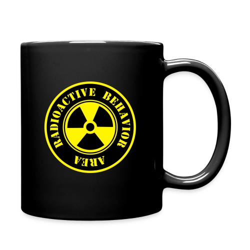 Radioactive Behaviour Mug - Taza de un color