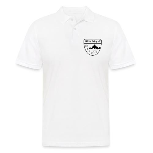MBSV Polo-Shirt Männer - Männer Poloshirt