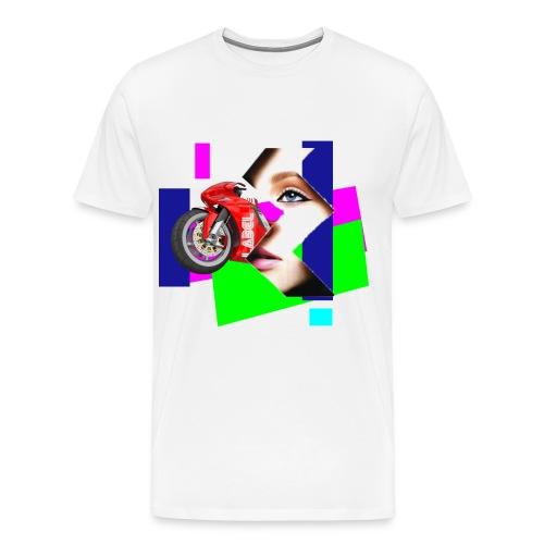 Boys '90's MK1 '  - Men's Premium T-Shirt