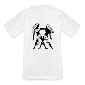 T-skjorte for tenåringer