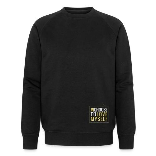 #ichoosetlovemyself Bio Sweatshirt Man - Männer Bio-Sweatshirt von Stanley & Stella