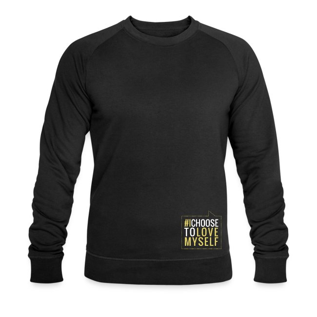 #ichoosetlovemyself Bio Sweatshirt Man