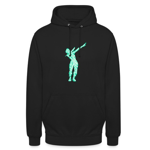 Dab emote - Sweat-shirt à capuche unisexe