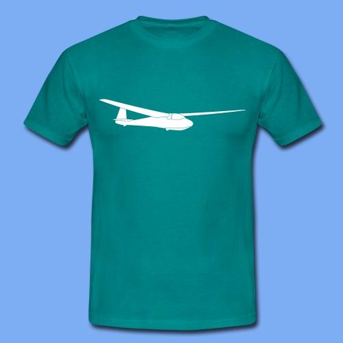 ka2b Segelflugzeug Segelflieger Flieschen Bekleidung Shop T-Shirt Geschenkidee - Men's T-Shirt