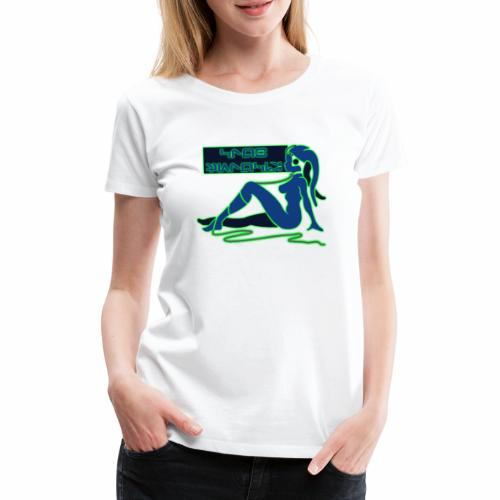 Club Felucia's Premium Female T-Shirt  - Women's Premium T-Shirt