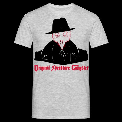 OSG Single Print Man Reverse - Men's T-Shirt