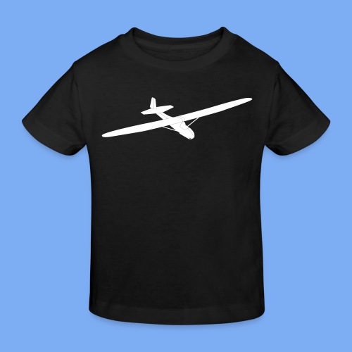 Grunau Baby 2 Segelflugzeug Segelflieger Geschenk Tshirt - Kids' Organic T-Shirt