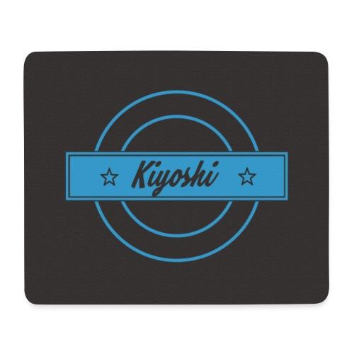 Kiyoshi Logo MousePad - Mousepad (Querformat)