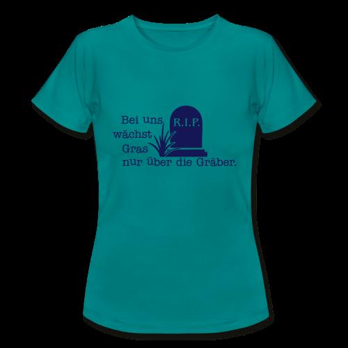 Gras - Frauen T-Shirt