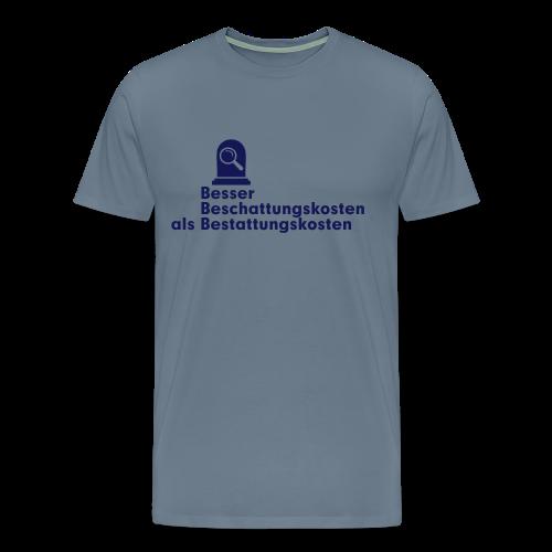 Beschattung - Männer Premium T-Shirt