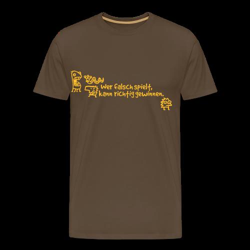 Spielen - Männer Premium T-Shirt