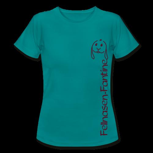 Fellnasen - Frauen T-Shirt