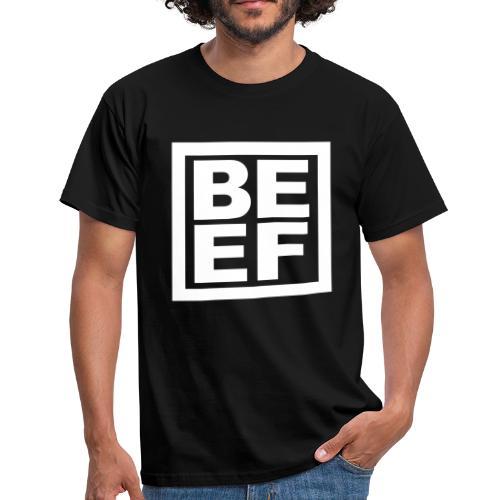 BEEF - Männer T-Shirt