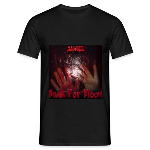 Back For Blood 2014 - T-Shirt  - Miesten t-paita