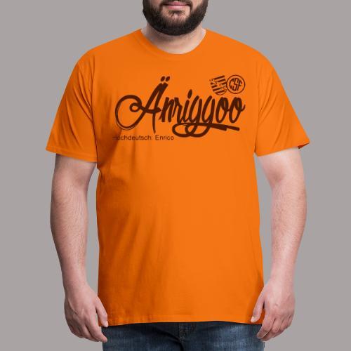Änriggoo - Enrico - Männer Premium T-Shirt