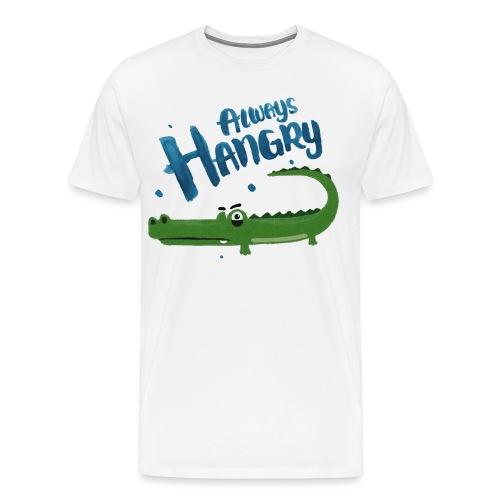 Always Hangry - Männer Premium T-Shirt