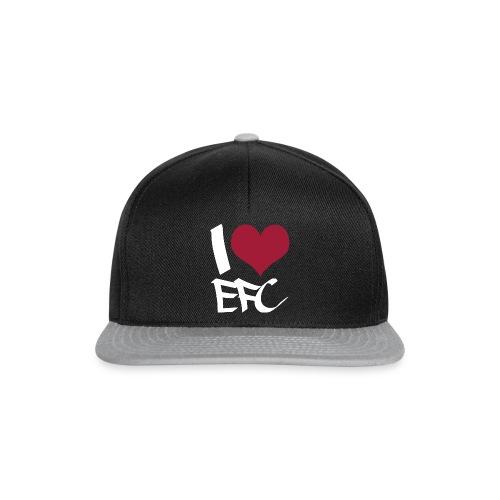 Cap I love EFC - Snapback Cap