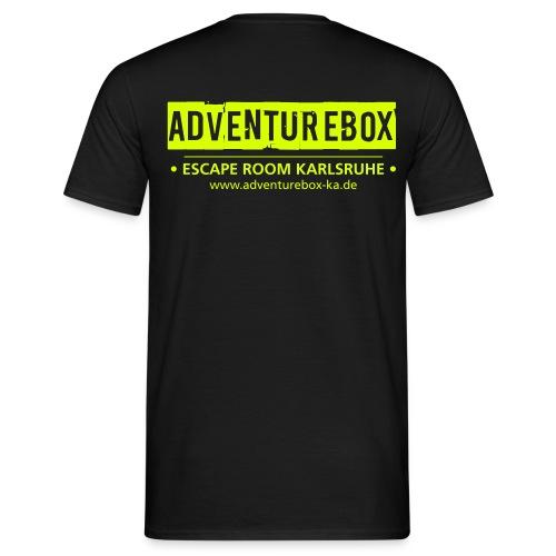 Männer TS KA NEU - Men's T-Shirt