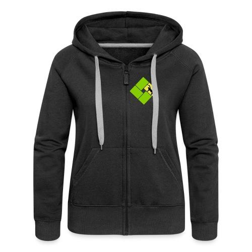 ABOX KA Zipper Women - Women's Premium Hooded Jacket