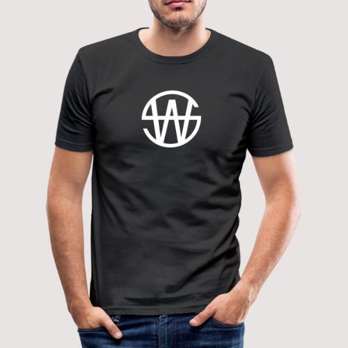 SW Classic - Men's Slim Fit T-Shirt