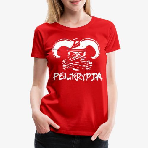 Pelikrypta T-Paita Naisten - Women's Premium T-Shirt