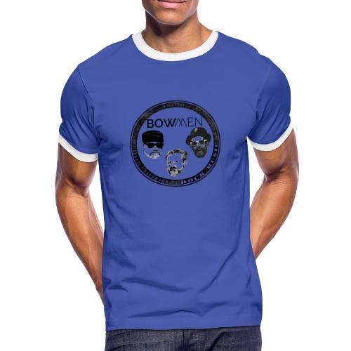 Bowmen  - Männer Kontrast-T-Shirt
