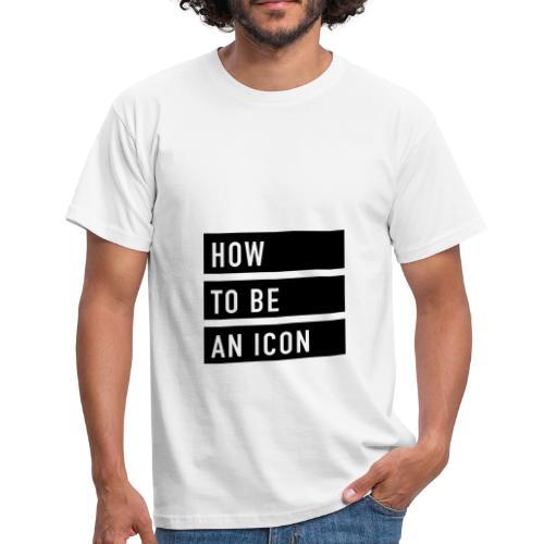 Icon Men`s Tee - Men's T-Shirt