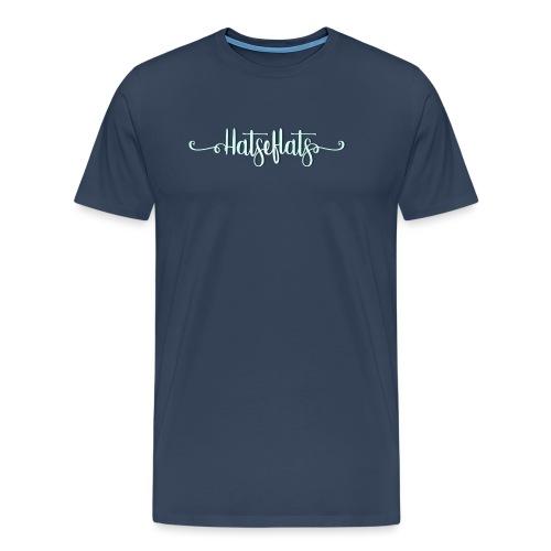 Hatseflats mannen premium - Mannen Premium T-shirt