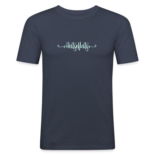 Hatseflats mannen slimfit - slim fit T-shirt