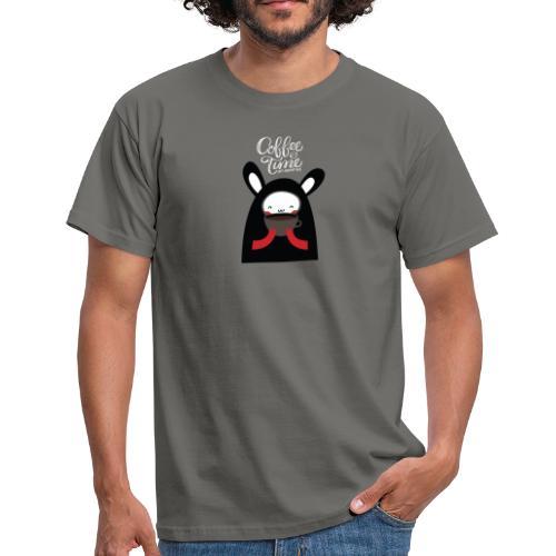 Coffee Time Essentials - Männer T-Shirt