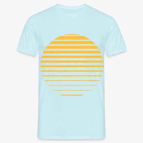 Sunset T-shirt - Herre-T-shirt